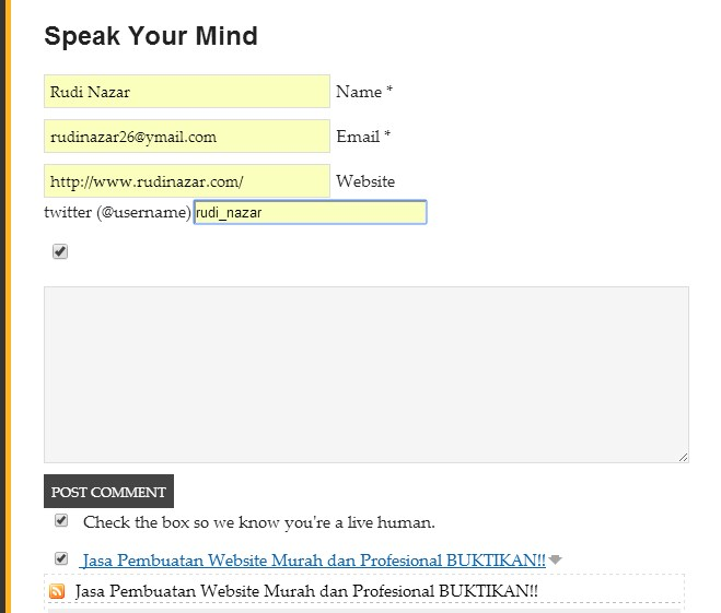daftar blog commentluv pr tinggi