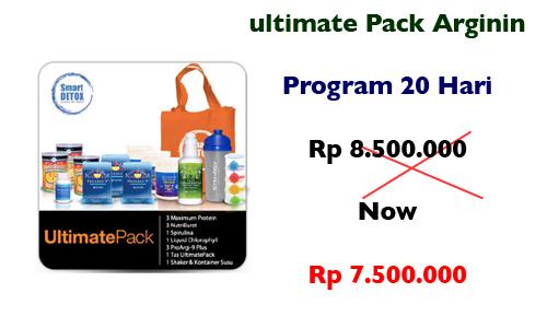 paket smart detox murah meriah