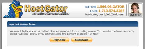 cara membeli hosting hostgator