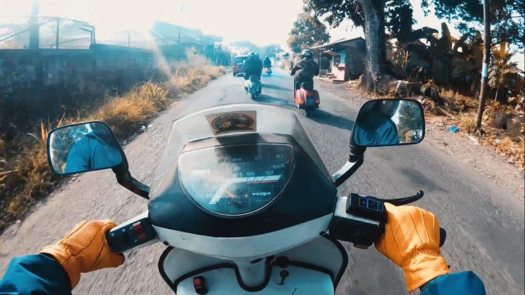 perjalanan pulang