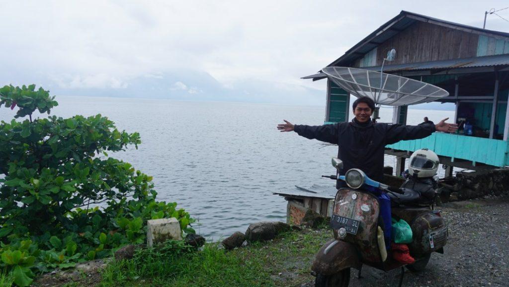danau singkarak sumatra barat