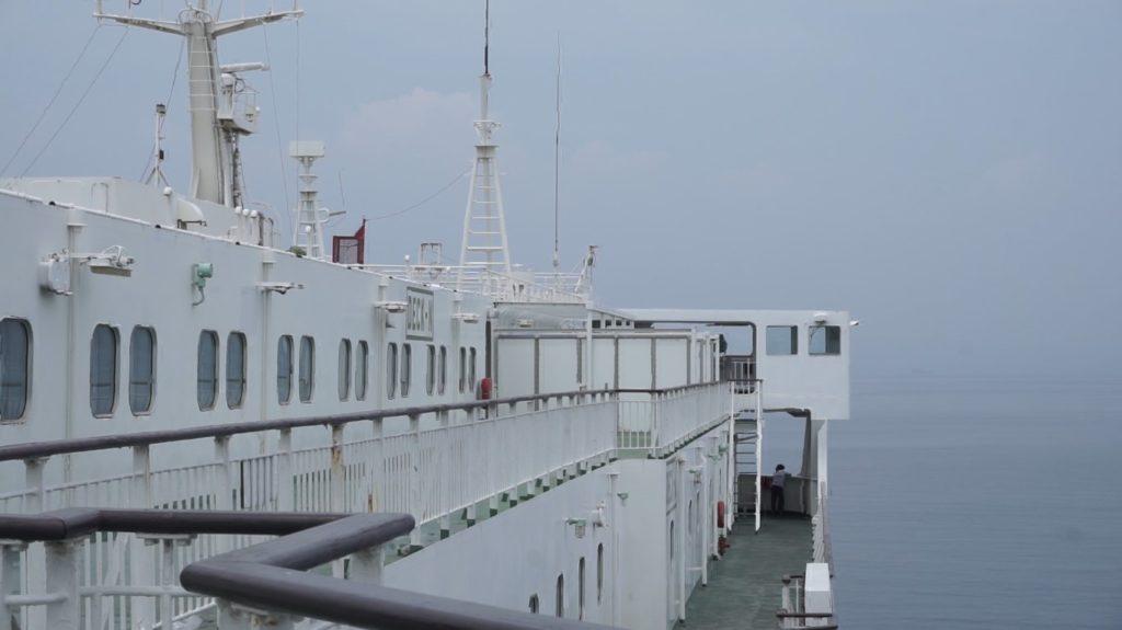 kapal penyebrangan tj priok panjang